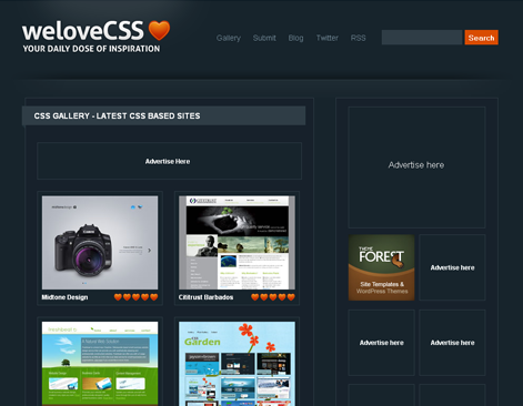 We Love Css
